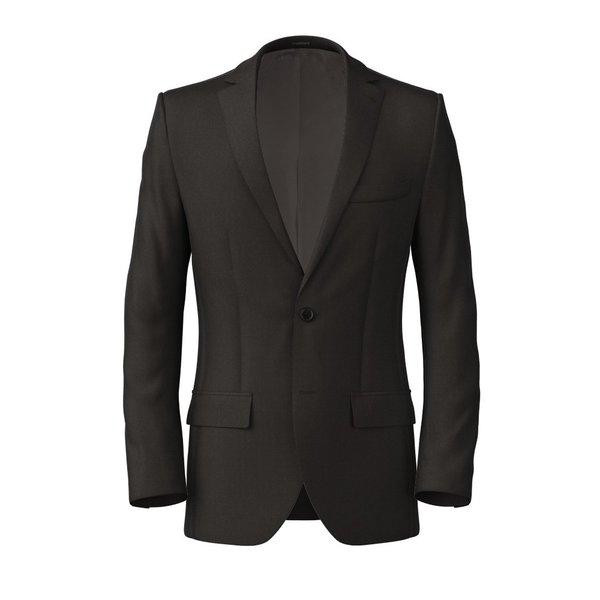 Jacket Tallia Delfino Four Seasons Solid Brown