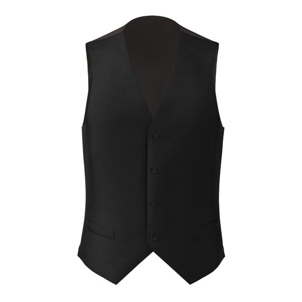 Vest Tallia Delfino Four Seasons Solid Black