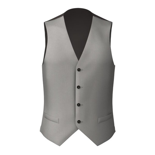 Vest Tallia Delfino Four Seasons Solid Light Grey