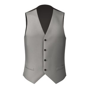Vest Authentic Gray