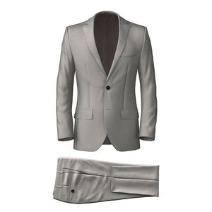 Suit Authentic Grey
