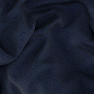 Blue Flannel Suit Fabric produced by  Tallia Delfino