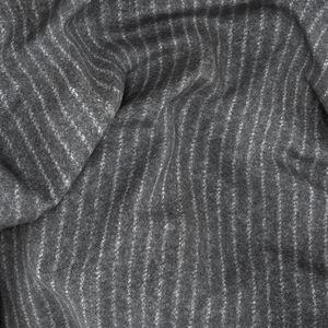 Pantaloni Grigi Gessati Flanella Tessuto prodotto da  Vitale Barberis Canonico