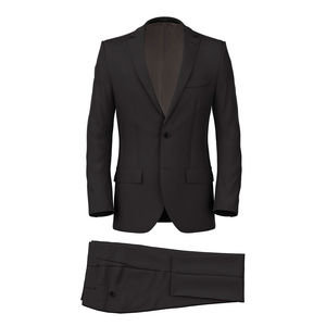 Suit Icon Dark Grey