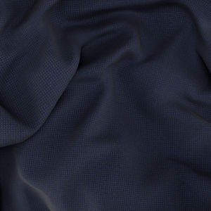 Blue Microdesign Suit Fabric produced by  Vitale Barberis Canonico