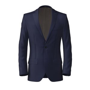 Jacket Cobalt Blue