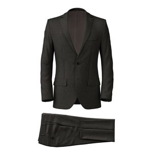 Suit Smoke Grey