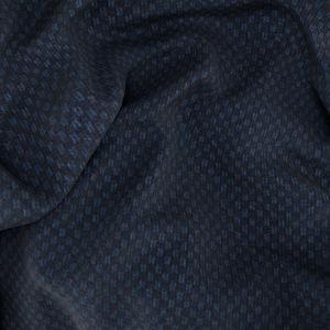 Giacca Blu Microdesign Tessuto prodotto da  Piacenza
