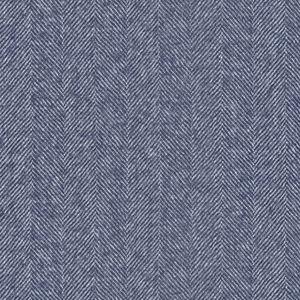 Jacke Mitternachstblau Fischgrätmuster Produzent  Reda