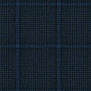 Abito Blu Principe di Galles Tessuto prodotto da  Tessitura di Quaregna