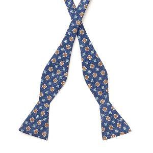 Papillon Siena Blu Tessuto prodotto da  Lanieri