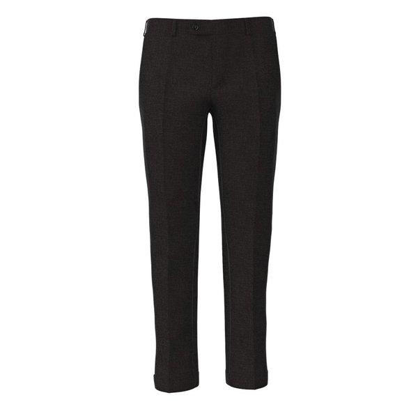Pantaloni Grigi Metropolis Grisaglia Tessuto prodotto da  Vitale Barberis Canonico