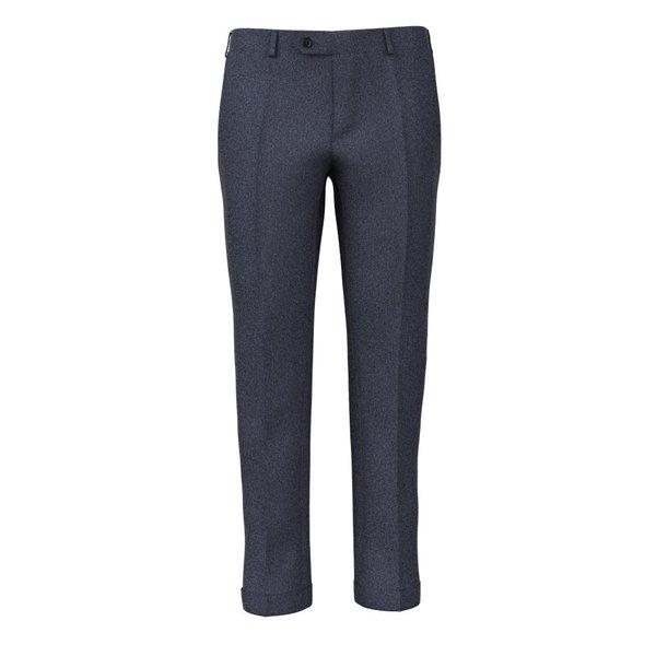 Pantalon Bleu Denim Tissu fabriqué par  Lanificio Cerruti