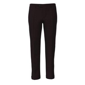 Pantaloni Marroni Prugna Tessuto prodotto da  Drago