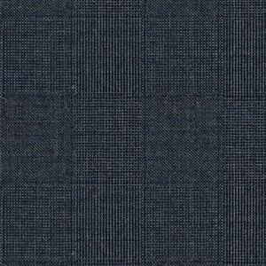 Blazer Blu Quadri Design Tessuto prodotto da  Drago