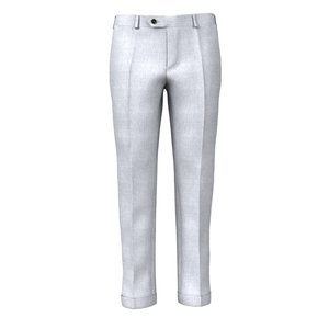 Pantaloni Natural Stretch Azzurri Tessuto prodotto da  Drago