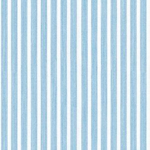 Camicia Soft Righe Azzurre Tessuto prodotto da  Albini