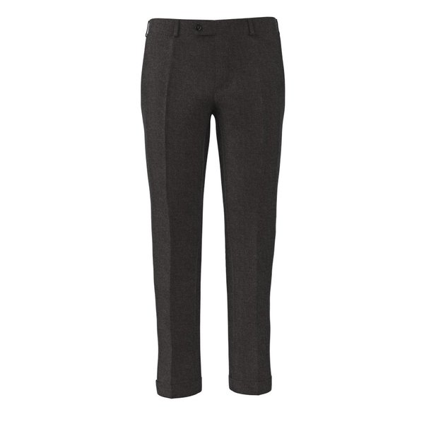 Pantaloni Grigi Occhio di Pernice Tessuto prodotto da  Reda