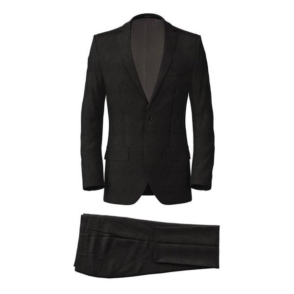 Costume Noir Authentique Tissu fabriqué par  Reda