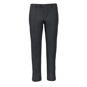 Pantaloni Antracite Spigati Tessuto prodotto da  Reda