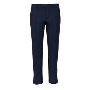 Pantaloni Traveller Blu Notte Tessuto prodotto da  Reda