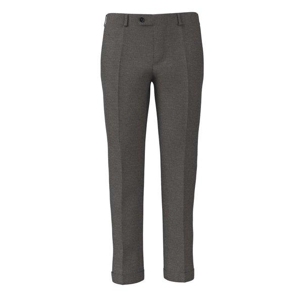 Pantaloni Traveller Grigi Tessuto prodotto da  Tallia di Delfino