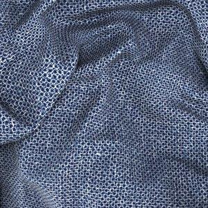 Blazer Blu Microdesign Tessuto prodotto da  Vitale Barberis Canonico