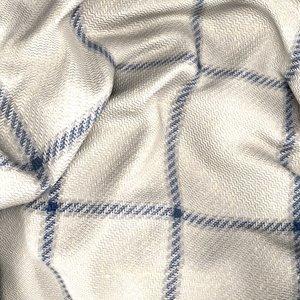 Giacca Beige Finestrata Lino Lana Tessuto prodotto da  Vitale Barberis Canonico
