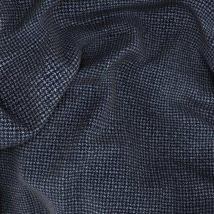 Abito Blu Notte Microdesign Tessuto prodotto da  Vitale Barberis Canonico