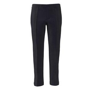 Pantaloni Icon Blu Notte Tessuto prodotto da  Lanificio Ermenegildo Zegna