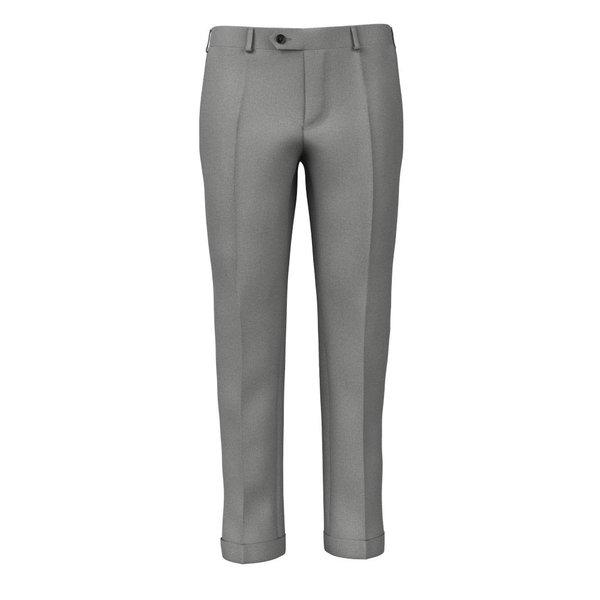 Pantaloni Grigi Tessuto prodotto da  Lanificio Ermenegildo Zegna
