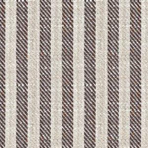 Blazer Marrone Beige a Righe Tessuto prodotto da  Drago