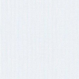 Camicia Natural Stretch Azzurra Microrigata Tessuto prodotto da  Grandi & Rubinelli