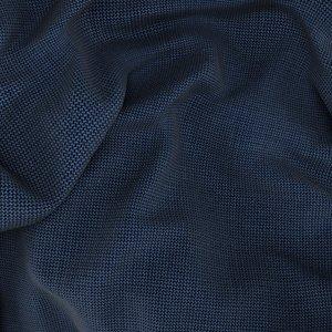 Gilet Blu Mare Microdesign Tessuto prodotto da  Loro Piana