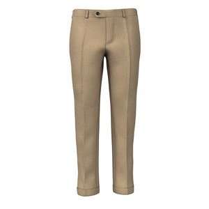 Pantaloni Riviera Spigati Torino Tessuto prodotto da  Tessitura di Quaregna