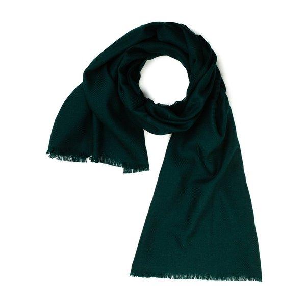 3b246d707955d Echarpe vert - Idée pour s habiller