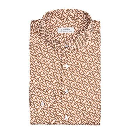 fbe082792cb592 Camicie su misura online da uomo - 100% Made in Italy | Lanieri