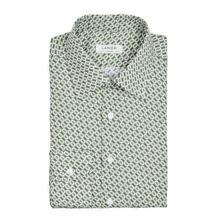 8c6bc21cc10b45 Camicie su misura online da uomo - 100% Made in Italy | Lanieri