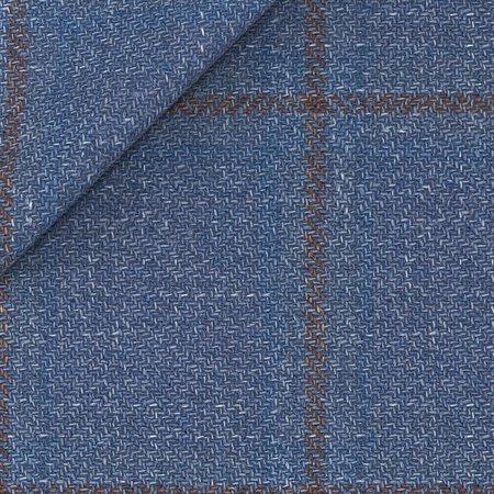 Blazer Blu da Uomo Su Misura - Made in Italy  f8c5420ea56