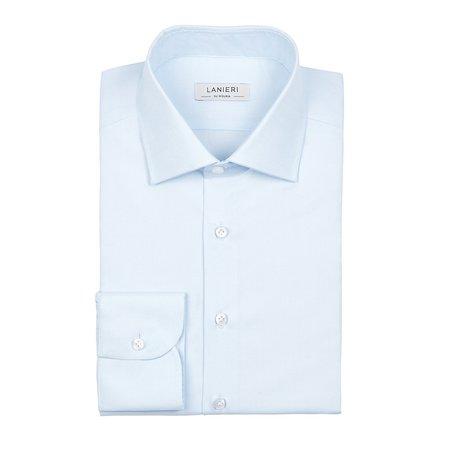 low priced a0692 a4c86 Camicie su misura online da uomo - 100% Made in Italy | Lanieri