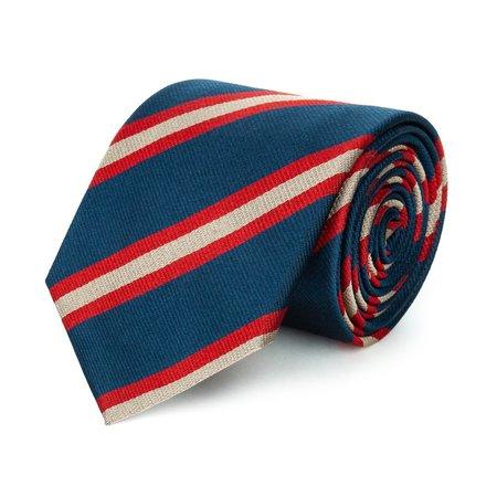 vari stili nuovo prodotto ordine Cravatte sartoriali su misura online da uomo fatte a mano ...