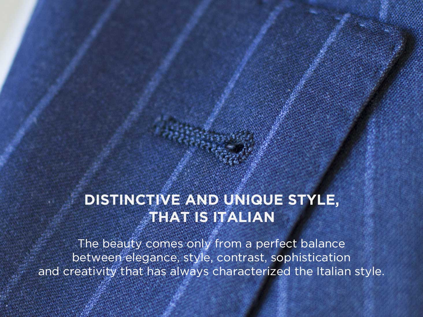 Men's Fine Italian Suits, Custom Suits Online - Made in