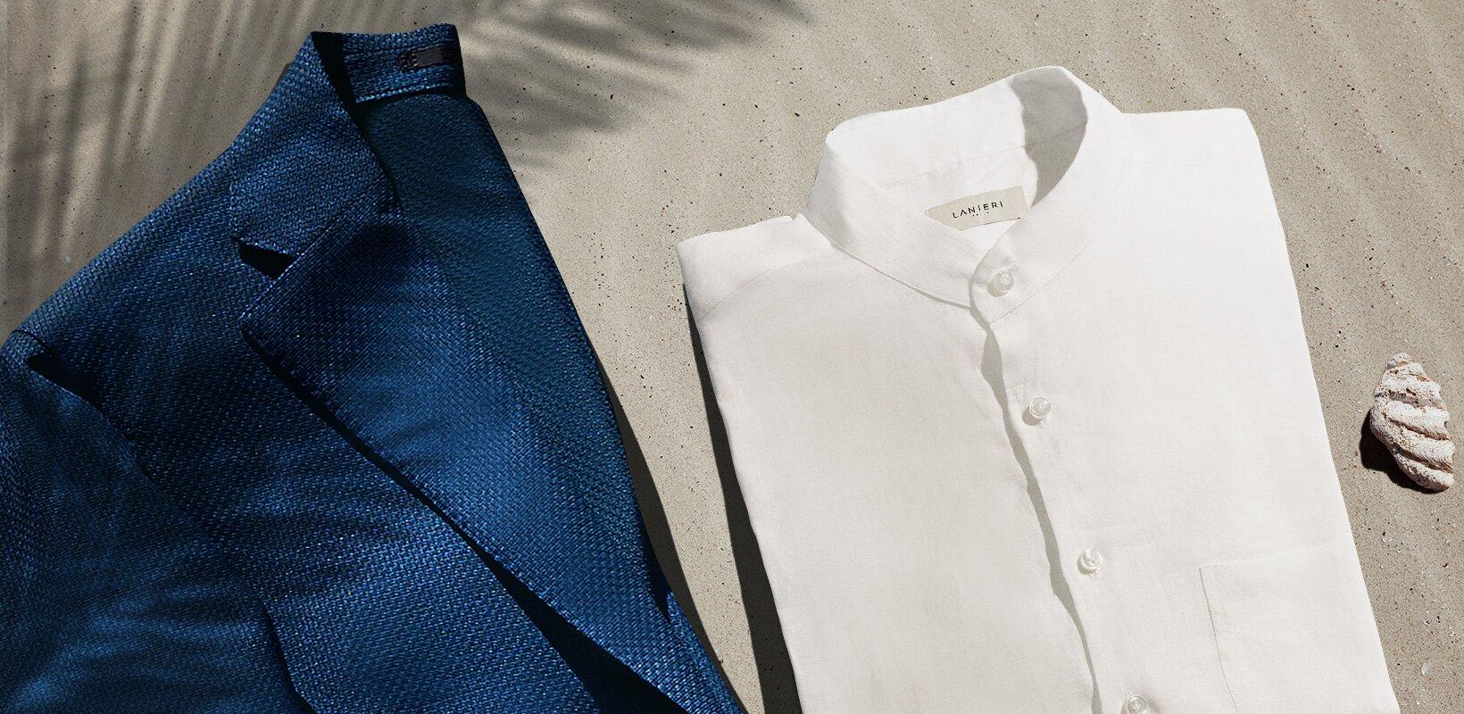 Lanieri | Promotion d'été Vêtements Sur Mesure 30% de Remise