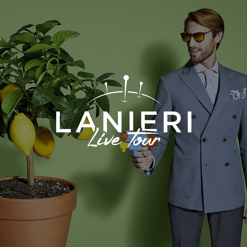 Lanieri Live Tour